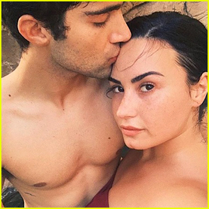 Demi Lovato & Max Ehrich Can't Wait For Everyone To Hear Each Other's Music