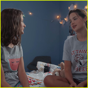 Hayley LeBlanc Takes The Lead From Annie LeBlanc In 'Chicken Girls' Season 7 Trailer