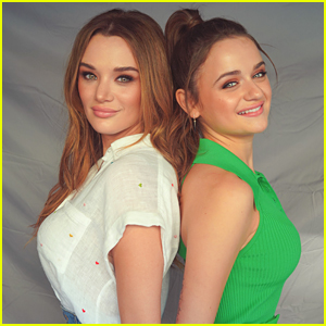 Joey King Working On Secret Project With Sister Hunter King!