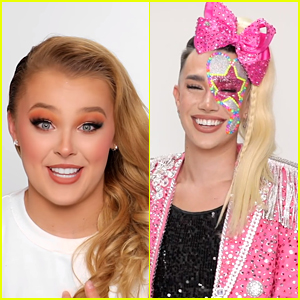 JoJo Siwa & James Charles Give Each Other Makeovers With Their Styles!