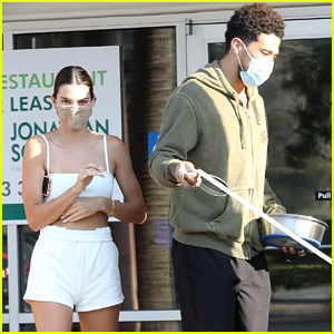 Kendall Jenner Spends More Time in Public with Rumored Beau Devin Booker!