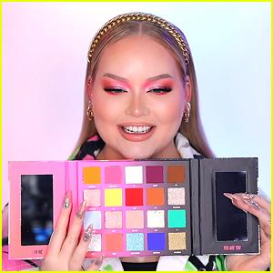 NikkieTutorials Reveals New Beauty Bay Eyeshadow Palette Collab!