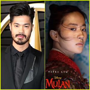 Ross Butler Defends The Premium Disney+ Fee For 'Mulan'