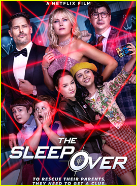 Sadie Stanley & Cree Cicchino Go On a Mission In 'The Sleepover' Trailer - Watch!