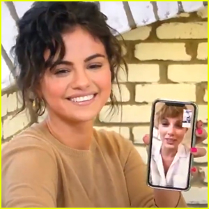 Selena Gomez FaceTimes BFF Taylor Swift In a New Episode of 'Selena + Chef'
