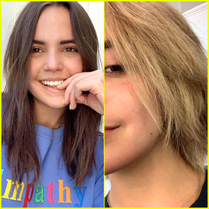 Bailee Madison Shows Off Major Hair Transformation For New Project