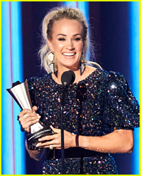 Carrie Underwood Is Apologizing After Her ACM Awards 2020 Acceptance Speech