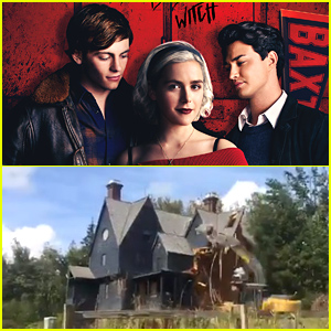'Chilling Adventures of Sabrina' House Demolished In New Video, Stars React