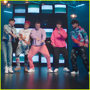 CNCO Wear Disguises In Hilarious 'Beso' Music Video - Watch Now!