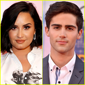 Max Ehrich Is Still Saying He Found Out About Demi Lovato Breakup Through Tabloids