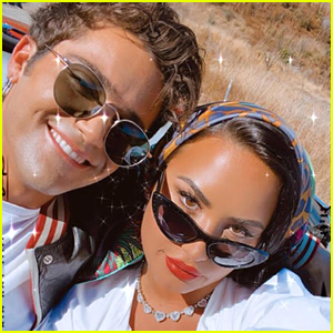 Demi Lovato Says Fiance Max Ehrich Helped Her Be More Positive In Quarantine