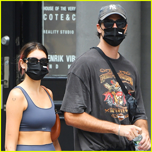 Jacob Elordi & Kaia Gerber Hit The Gym After Being Spotted Holding Hands