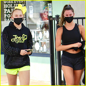 JoJo Siwa Shops With Her Bestie After Releasing 'Driving With Iggy Azalea & Tinashe' Video