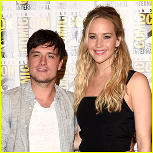 Josh Hutcherson Reveals He Reunited with Jennifer Lawrence Over The Summer