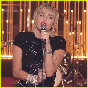 Miley Cyrus Stunningly Covers Billie Eilish's 'my future' For BBC Radio 1's Live Lounge
