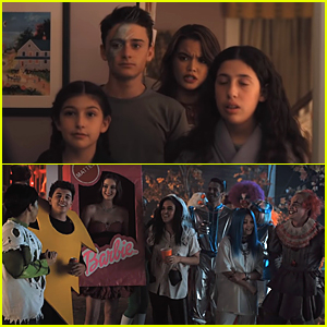 Noah Schnapp, Paris Berelc & Karan Brar Among Star-Studded Cast In 'Hubie Hallowen' Trailer