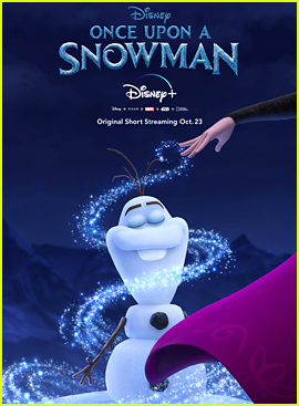Olaf To Get His Own Origin Story 'Once Upon A Snowman' On Disney+