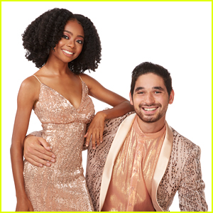 Skai Jackson Tangos With Alan Bersten On 'Dancing With The Stars' Premiere (Video)