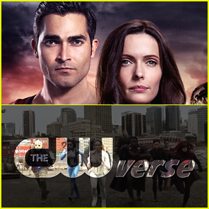 The CW Shares First 'Superman & Lois' Footage, Possible New 'Arrowverse' Name