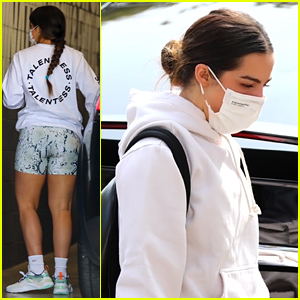 Addison Rae Wears Scott Disick's Talentless Clothing Line to the Gym