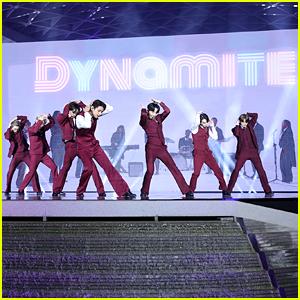 BTS Win Top Social Artist & Perform 'Dynamite' at Billboard Music Awards 2020