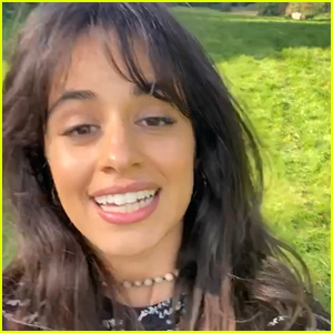 Camila Cabello Wraps Filming On 'Cinderella,' Shares Cute Wrap Video!