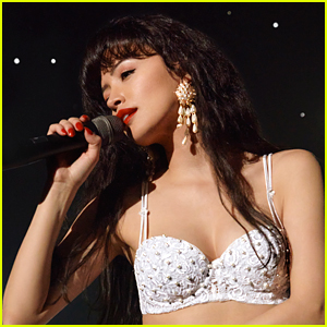 Christian Serratos Shines As Selena In 'Selena: The Series' Trailer - Watch Now!
