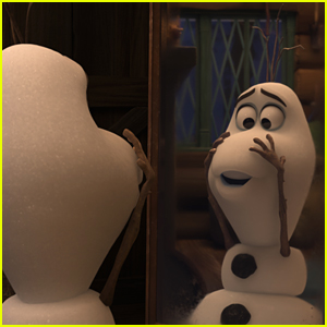 Disney+ Releases Trailer For New Olaf Short 'Once Upon a Snowman' - Watch!
