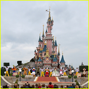 Disneyland Paris To Close For Second Time Amid Spike In Coronavirus Cases In France