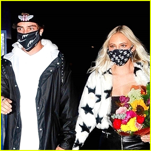 Jordyn Jones Grabs Dinner With BF Jordan Beau After Dropping 'Love You Less' Video