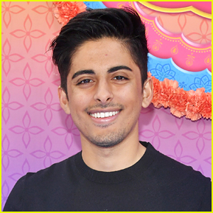 Karan Brar Dishes On His 'Hubie Halloween' Character: 'It Was The Most Fun'