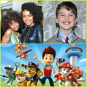 Yara Shahidi, Marsai Martin & Iain Armitage Join The Cast of 'Paw Patrol: The Movie'