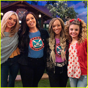 Peyton List Returns To 'Bunk'd' For Upcoming Season 5 Premiere (Photos)
