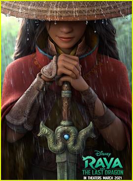 Walt Disney Animation Studios Debut New 'Raya & The Last Dragon' Trailer & Poster