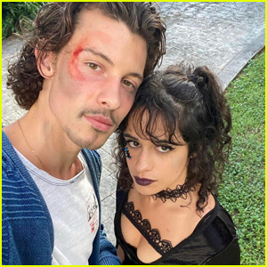Shawn Mendes & Camila Cabello Are Showing Off Their Halloween Costumes!