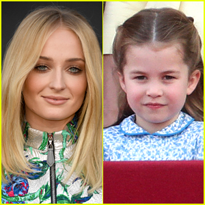 Sophie Turner Goes Royal with New Role in 'The Prince' as Princess Charlotte