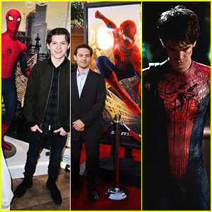 Andrew Garfield & Tobey Maguire Rumored To Join Tom Holland In 'Spider-Man 3'