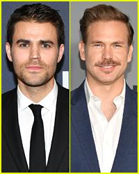 'Vampire Diaries' Co-Stars Paul Wesley & Matthew Davis Get In Twitter Feud