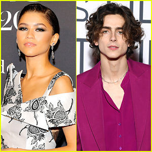 Zendaya Says Timothee Chalamet Is 'So Much Fun To Be Around'
