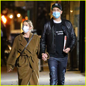 Ashley Benson Spotted on NYC Date Night with G-Eazy