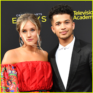 Jordan Fisher & Ellie Woods Got Married This Weekend! (Report)