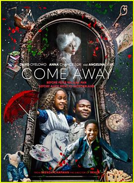 Keira Chansa & Jordan A Nash Star As Alice & Peter Pan In 'Come Away' Trailer