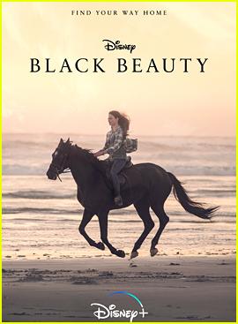 Mackenzie Foy Stars In 'Black Beauty' Trailer For Disney+ - Watch Now!