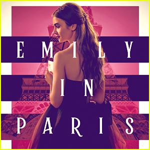 Netflix Renews Lily Collins' 'Emily In Paris' For Season 2!