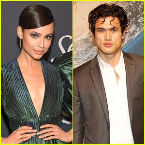Sofia Carson & Charles Melton Cast In YA Romance Movie 'Purple Hearts'