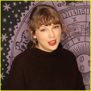 Taylor Swift Shares American Music Awards Speech From The Studio!
