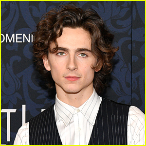 Timothee Chalamet Is About To Do This For The First Time