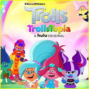 Trolls Continue After 'World Tour' In New Series 'TrollsTopia' - Watch the Trailer!