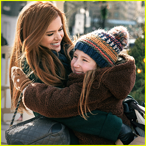 Willa Skye Stars In First Look Photos From 'Godmothered' With Isla Fisher