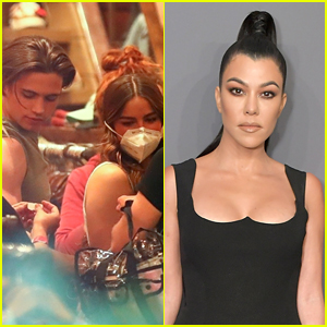 Addison Rae & Tanner Buchanan Film For 'He's All That' On His Birthday, Kourtney Kardashian Joins the Cast!